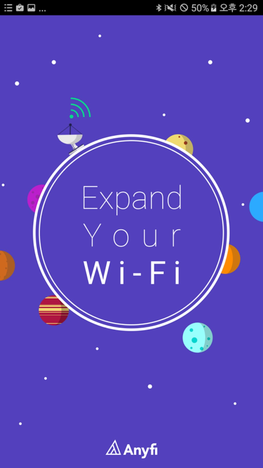 Anyfi - Free P2P WiFi for Android - Download