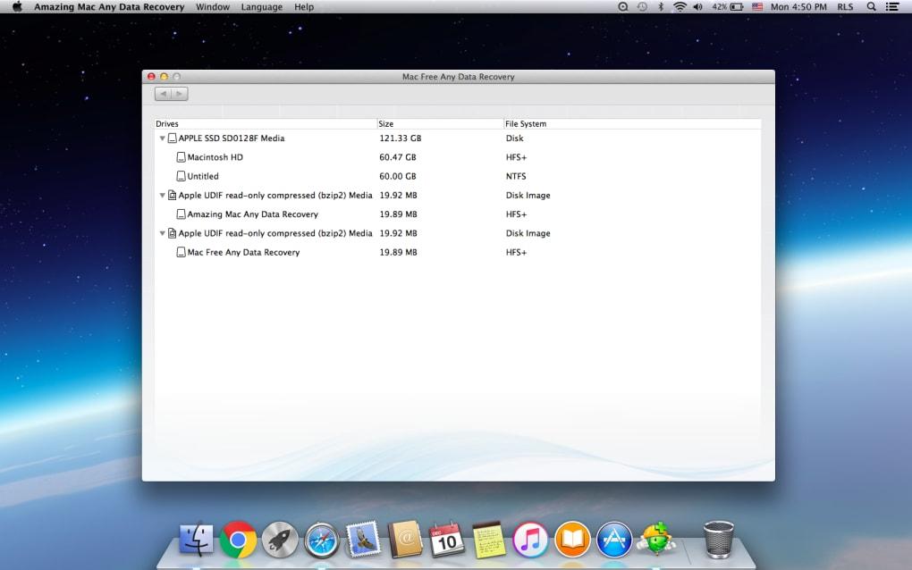 recover mac hard drive free