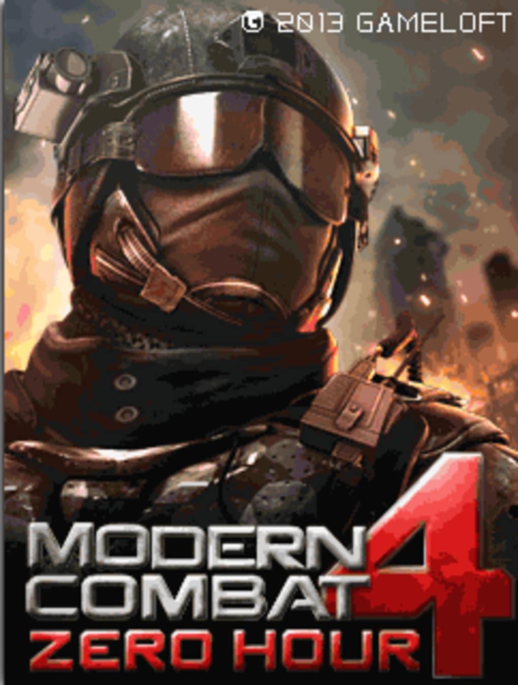 Modern combat 4 gratuit télécharger