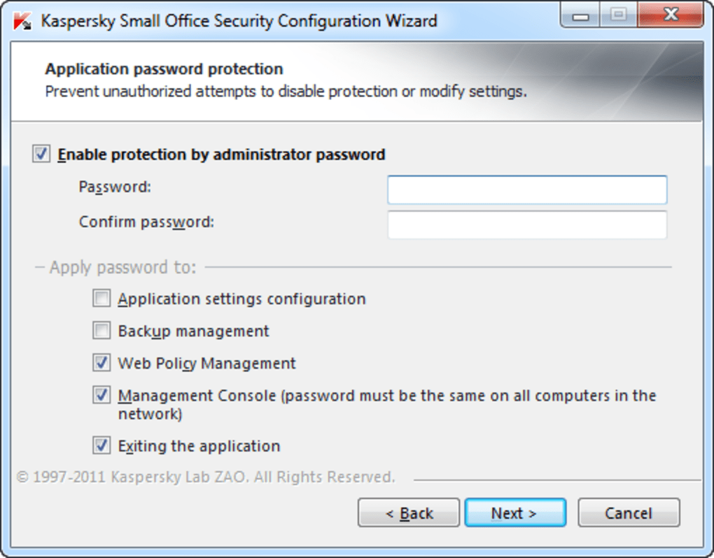Kaspersky Small Office Security - Download