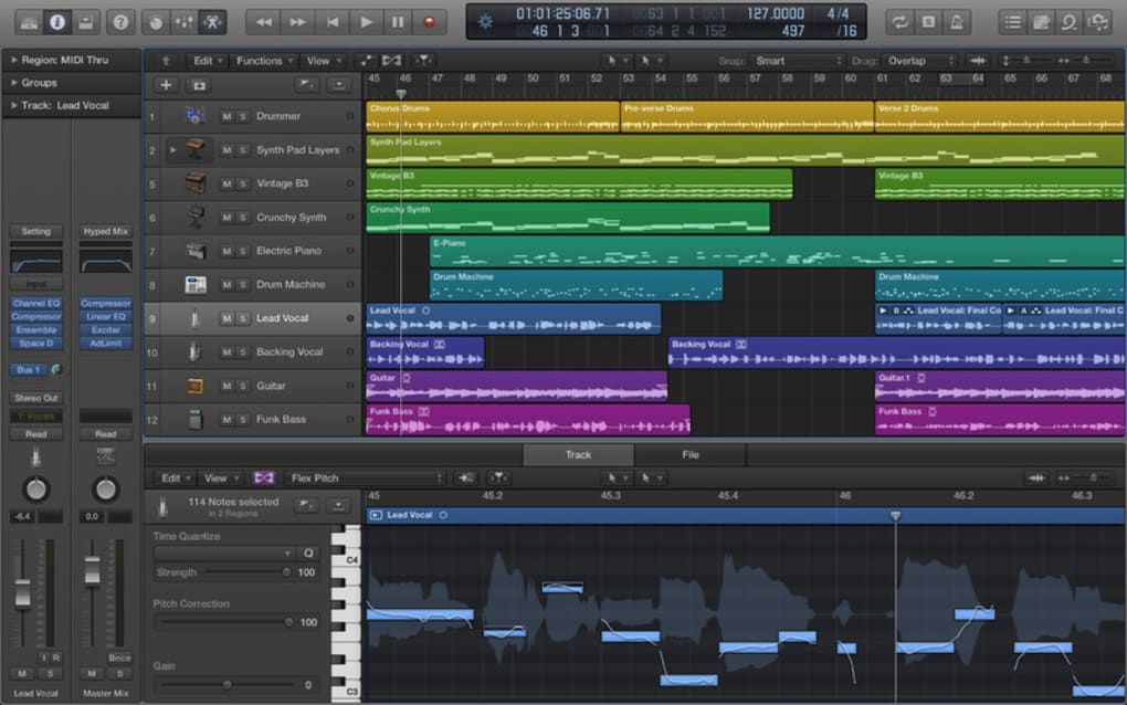 logic pro x 10.1 1 full version free download for windows 7