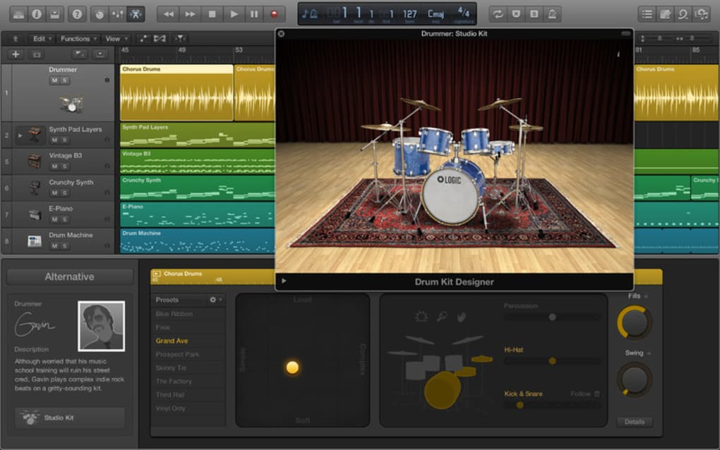 Logic Pro X for Mac - Download