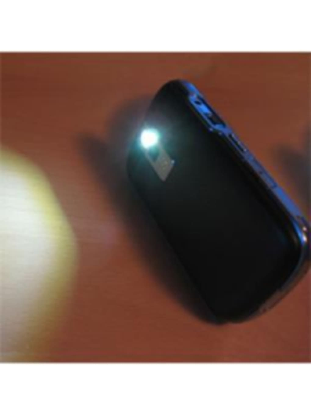One Touch Flashlight For Blackberry Download