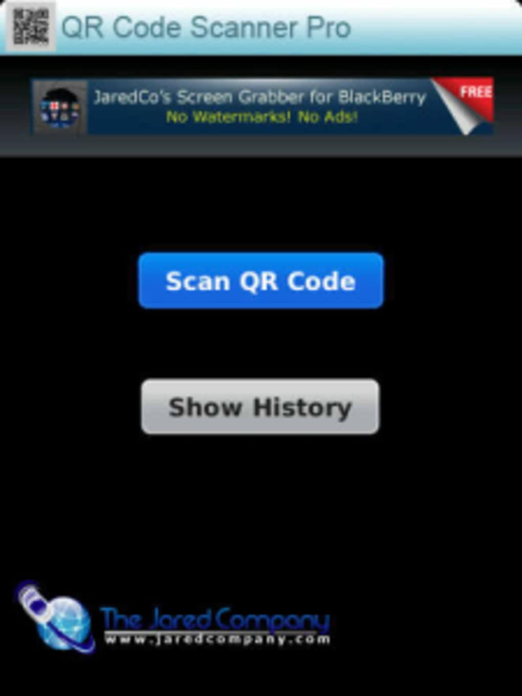 lecteur flashcode blackberry
