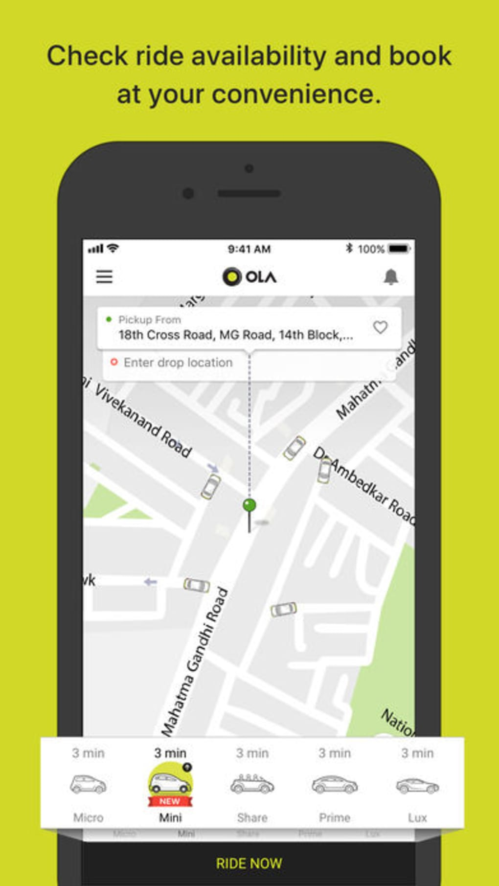 ola cab apk download latest version