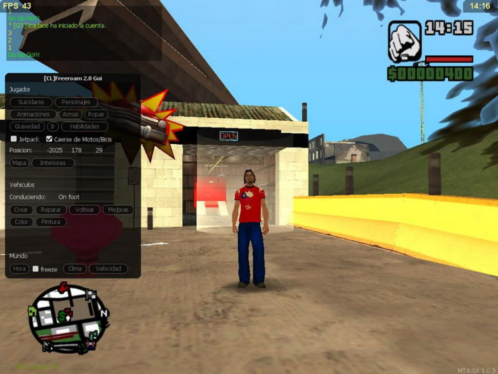 Download san andreas: multiplayer free — networkice. Com.