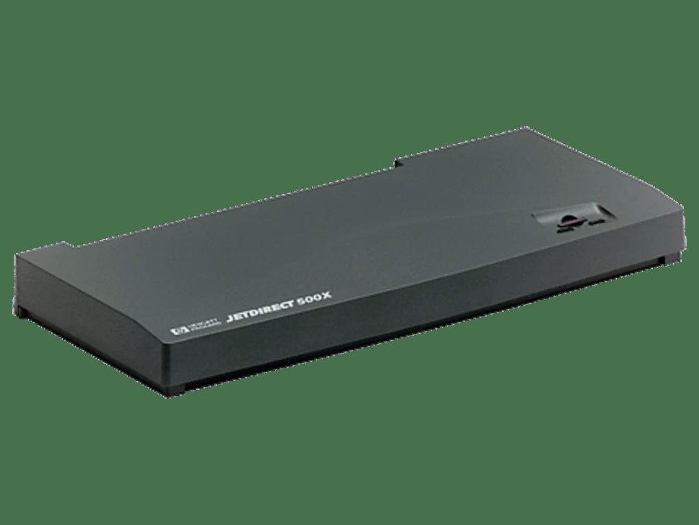 HP Jetdirect 500x Print Server series drivers - Download