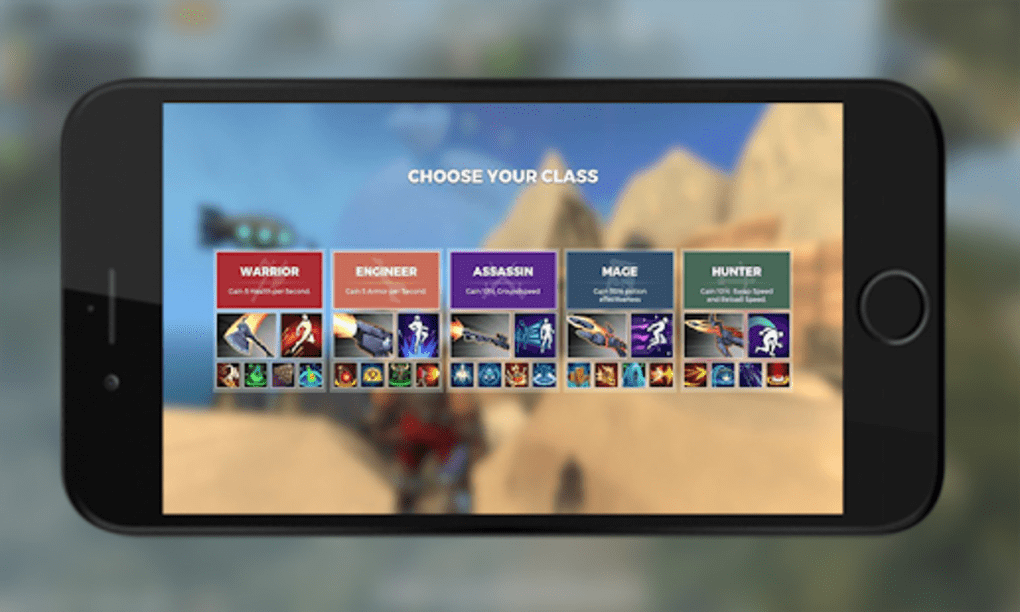 Realm Royale game walkthrough for Android - Download