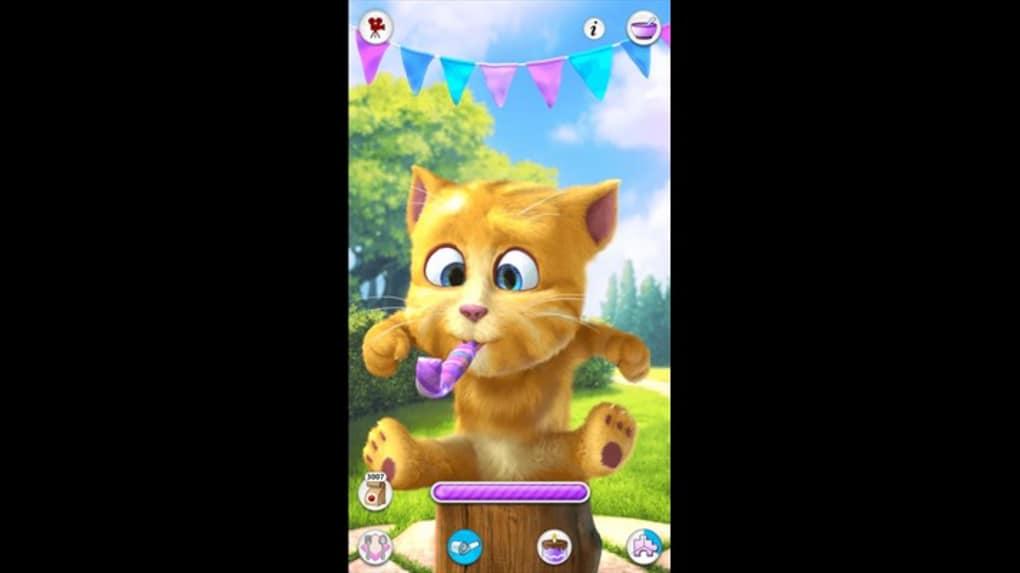 talking ginger game free download