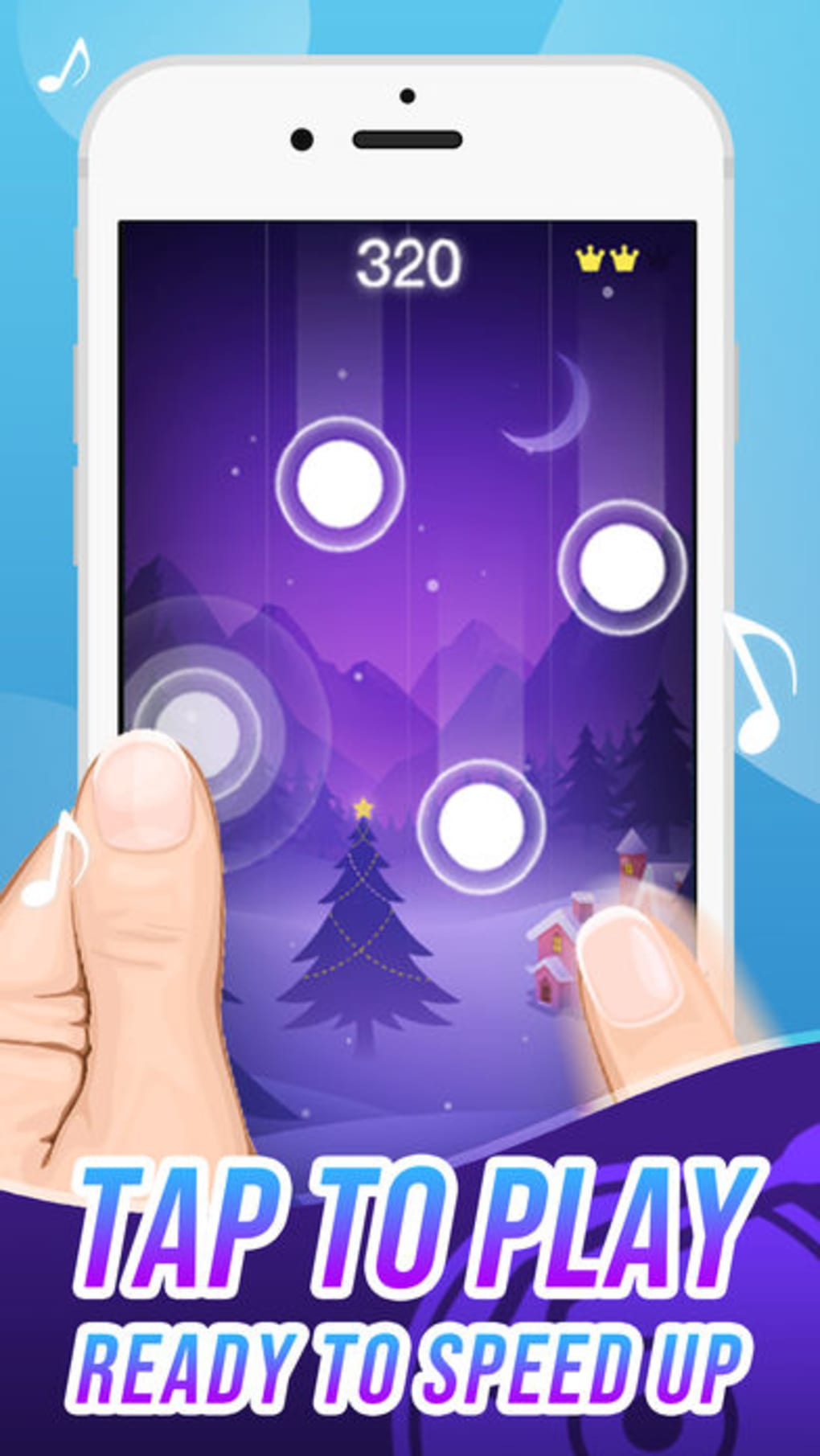 Dream Piano Tiles 2018 for iPhone - Download
