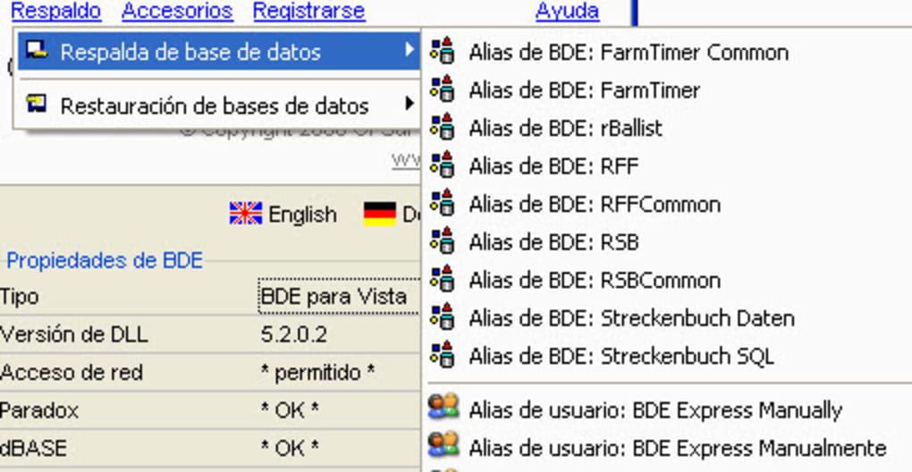 BDE eXpress - Download