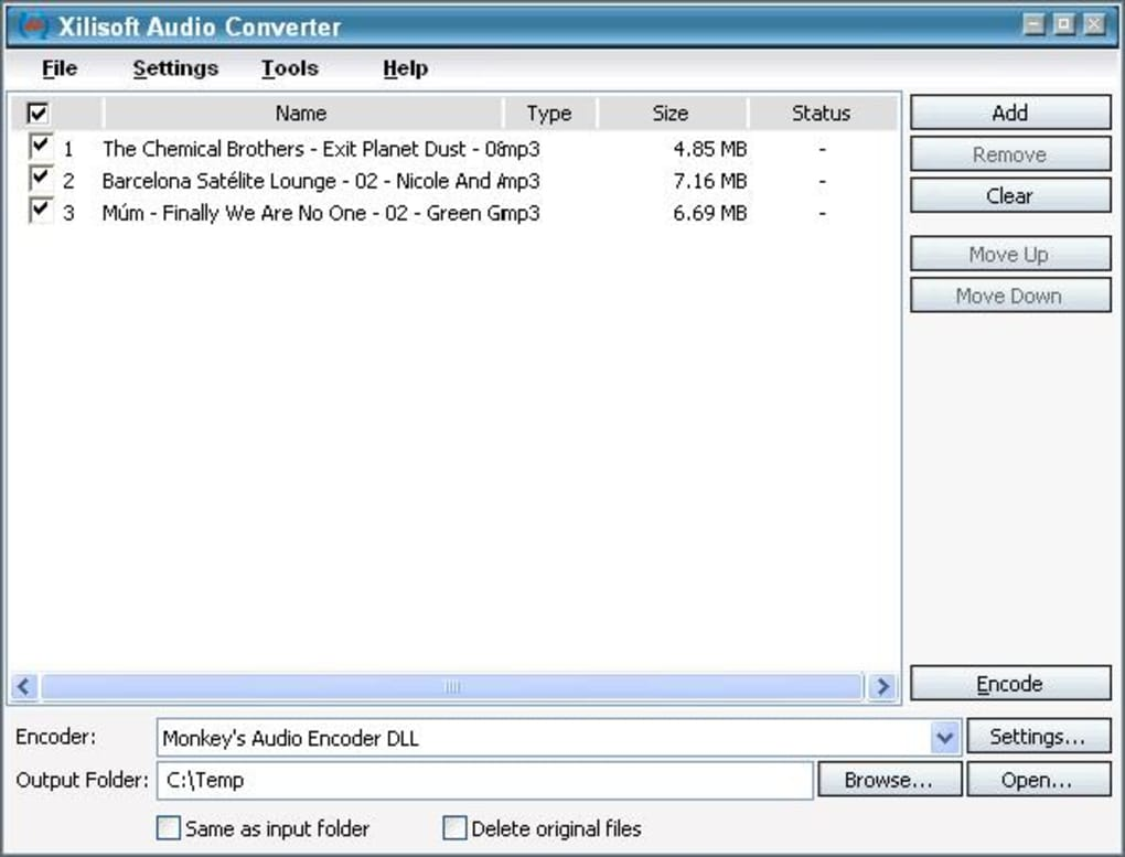 Xilisoft Audio Converter - Download