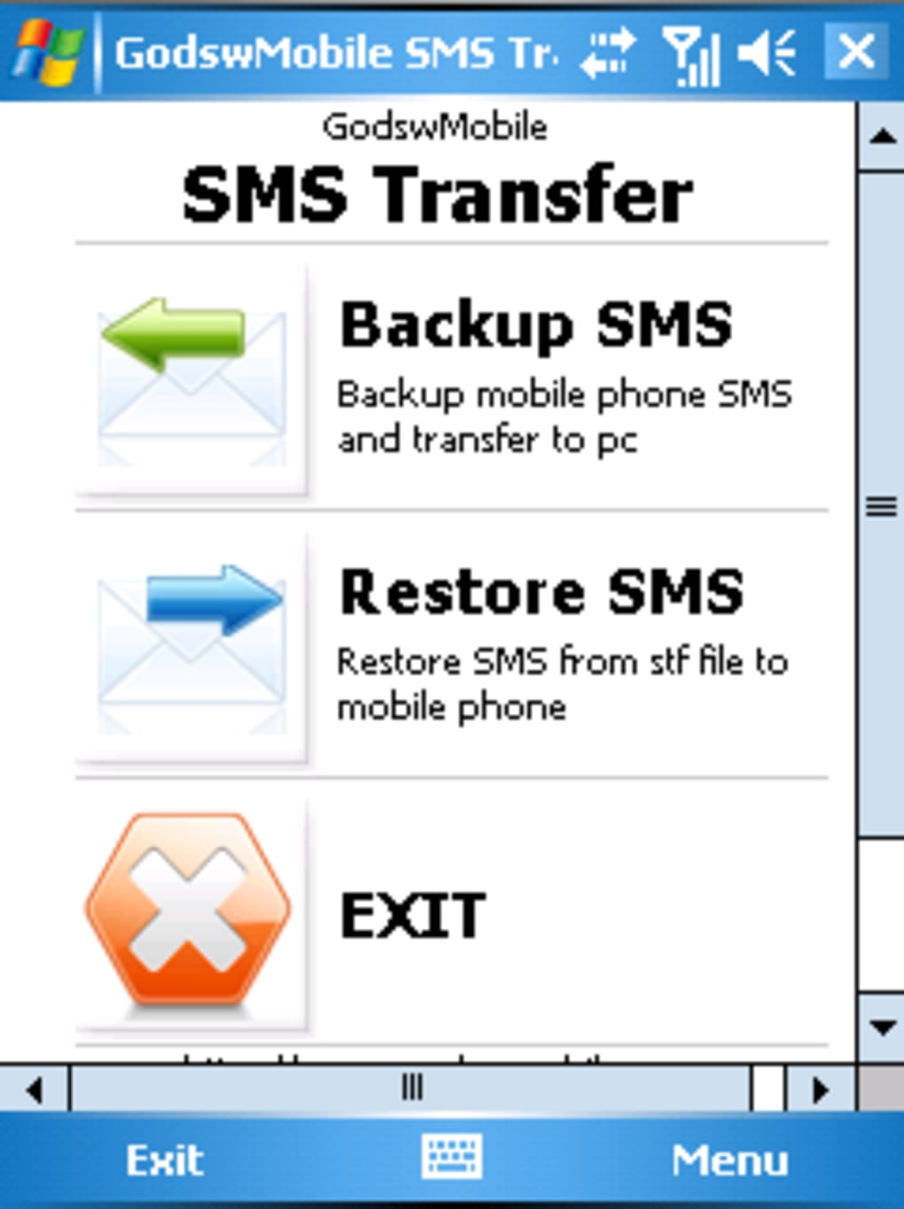 Godswmobile sms transfer full version free download