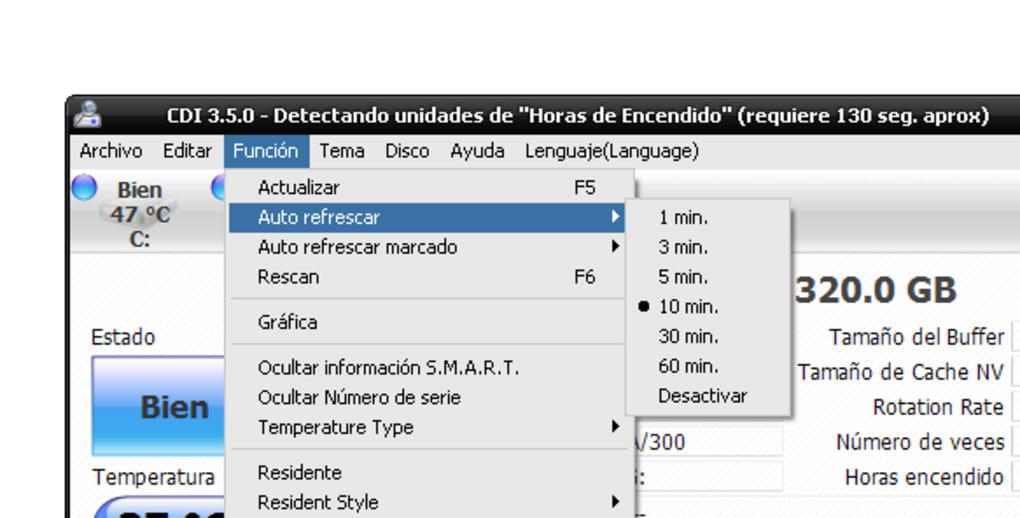 CrystalDiskInfo Portable - Descargar