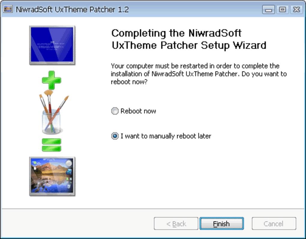 niwradsoft uxtheme patcher 1.4