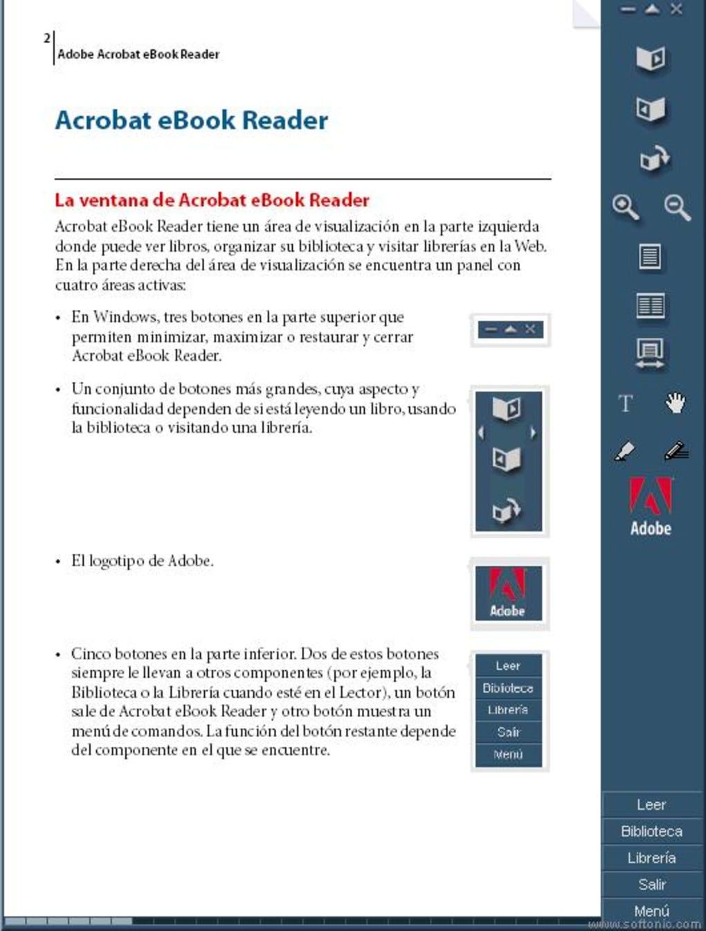 Adobe acrobat ebook reader download view full description adobe acrobat ebook reader pros fandeluxe Choice Image