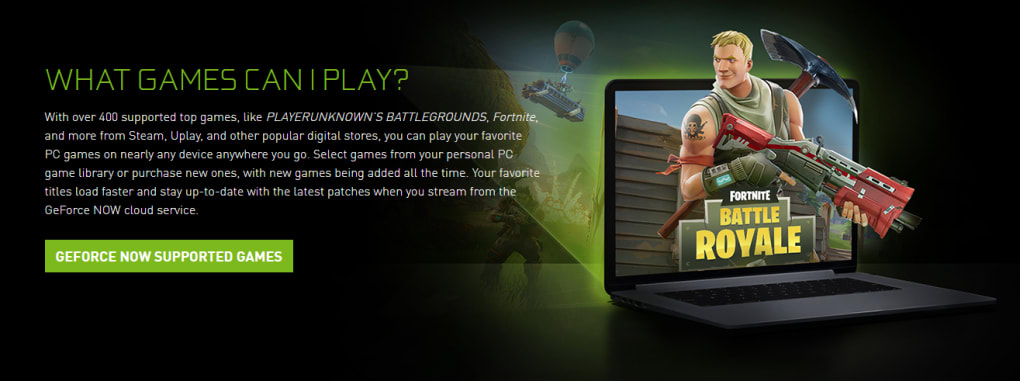 GeForce NOW for Mac - Download