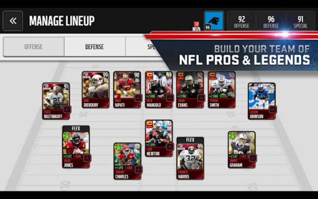 Madden NFL Mobile for Android - Download