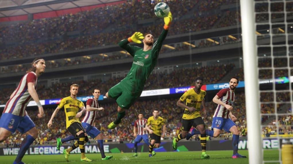 Pro Evolution Soccer 2018 Descargar