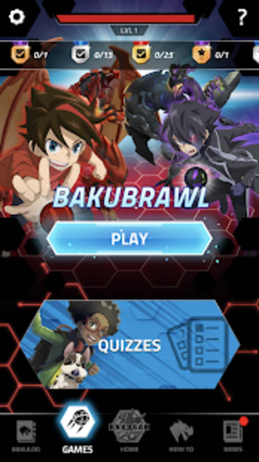 bakugan fan hub apk for android