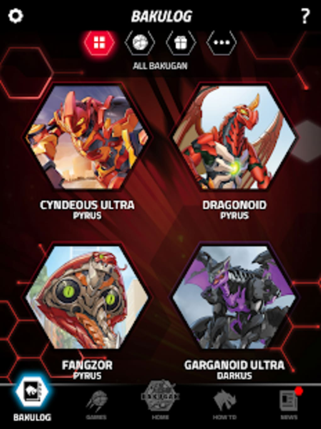 Bakugan Fan Hub for Android - Download