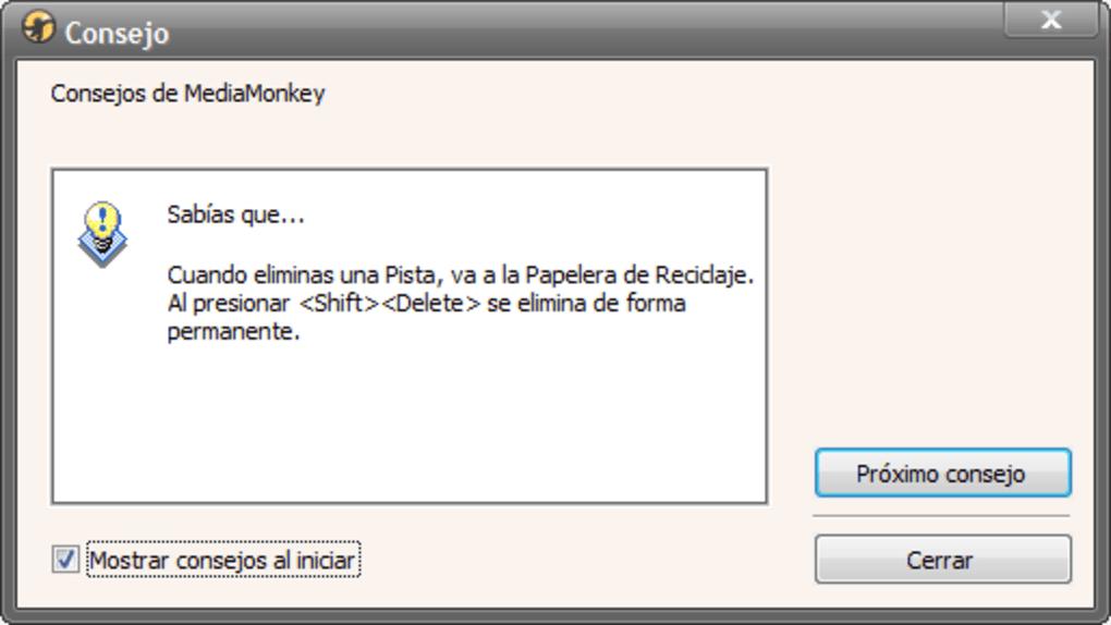 MediaMonkey - Descargar