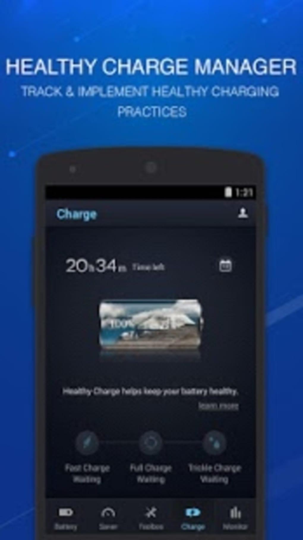 du battery saver java app download