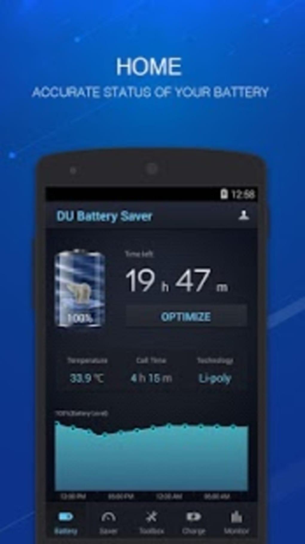 downloading battery saver
