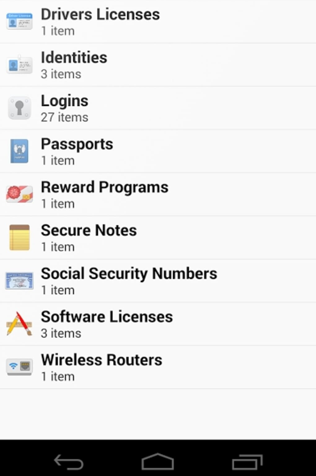 1Password for Android - Download