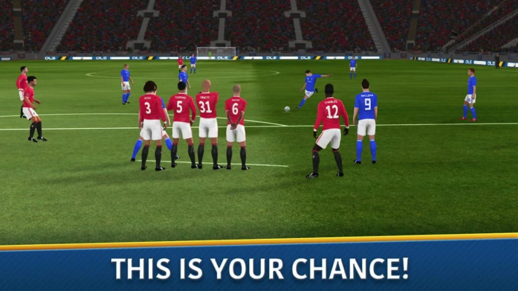 Dream League Soccer 18 for iPhone - Download