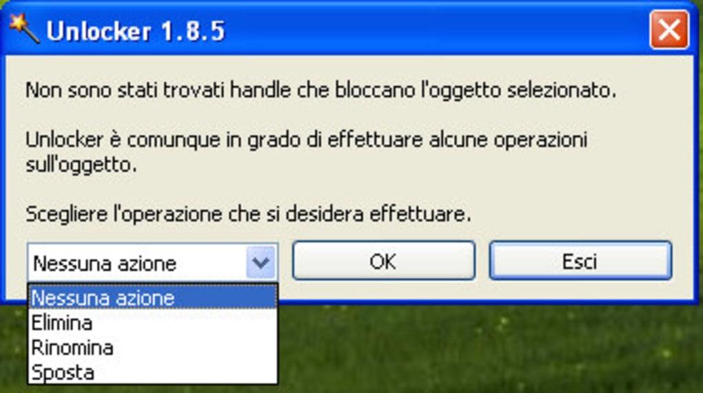 unlocker italiano