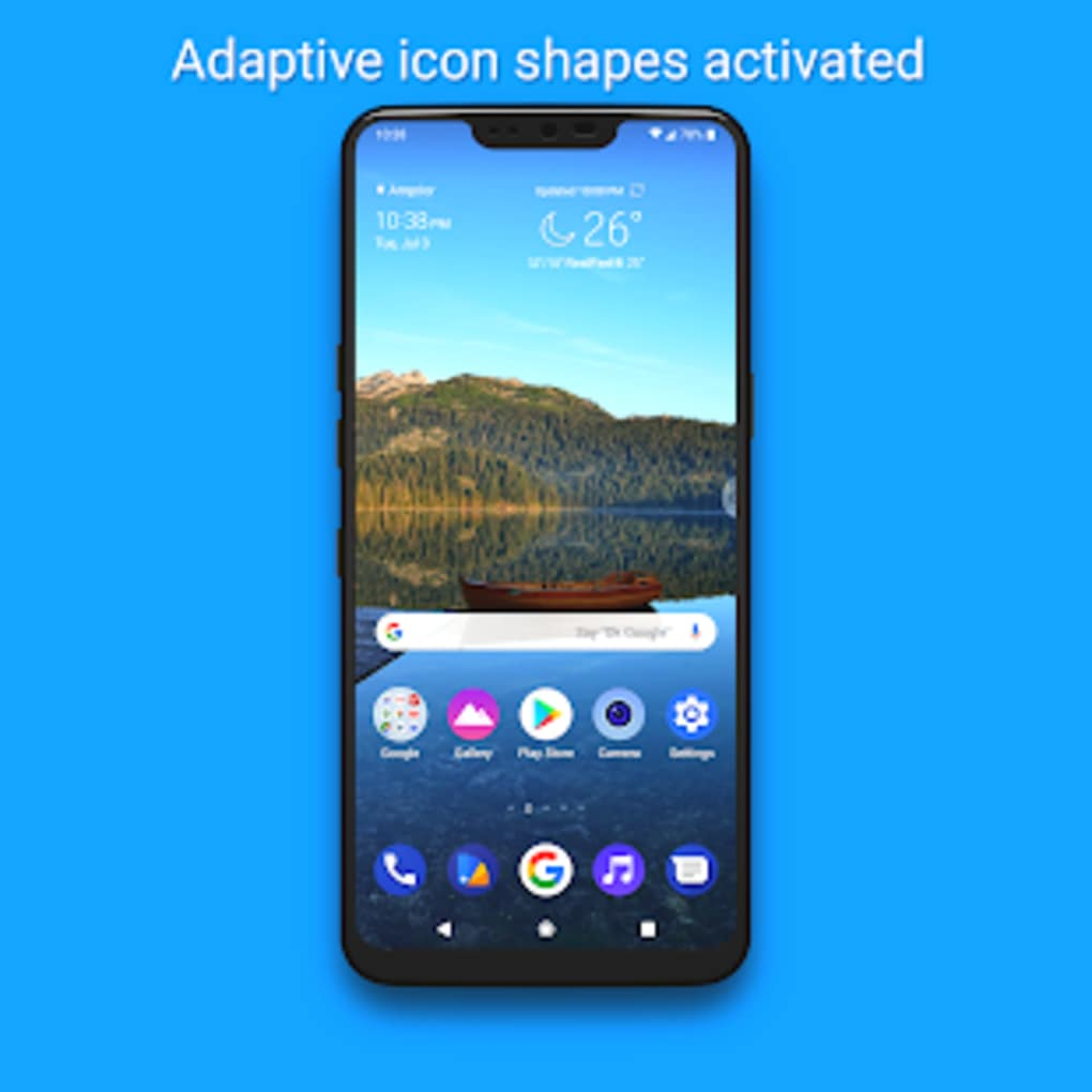 Pixel Experience Substratum theme LG G7 V30 G6 for Android - Download