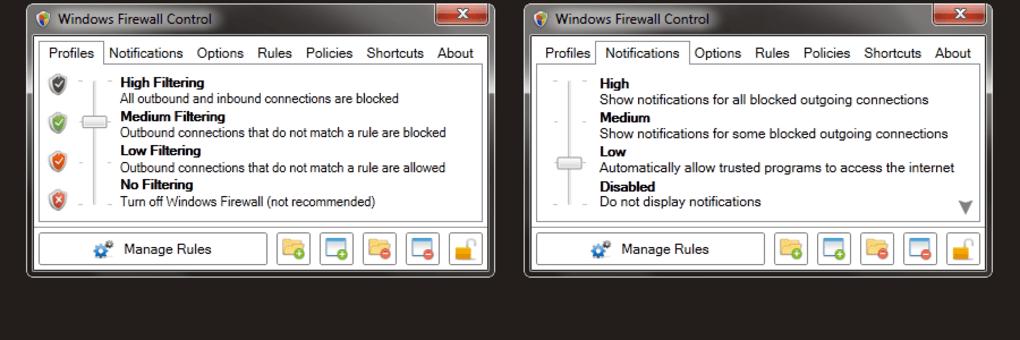 Windows Firewall Control (Windows) - Download