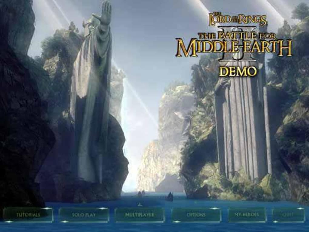 the lord of the rings middle earth 2 download
