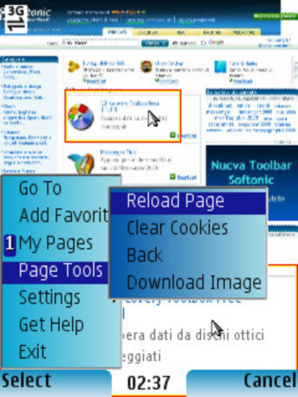 bolt navegador para celular