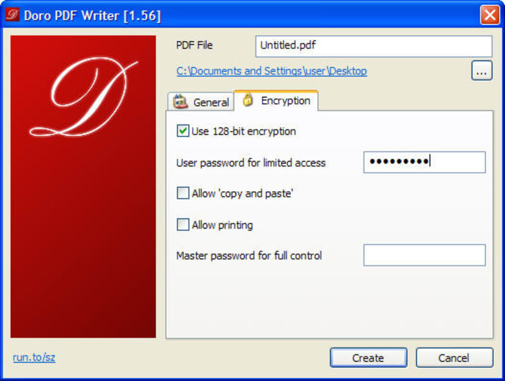 Doro PDF Writer - Download