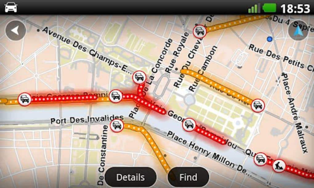 TomTom Europa for Android - Download