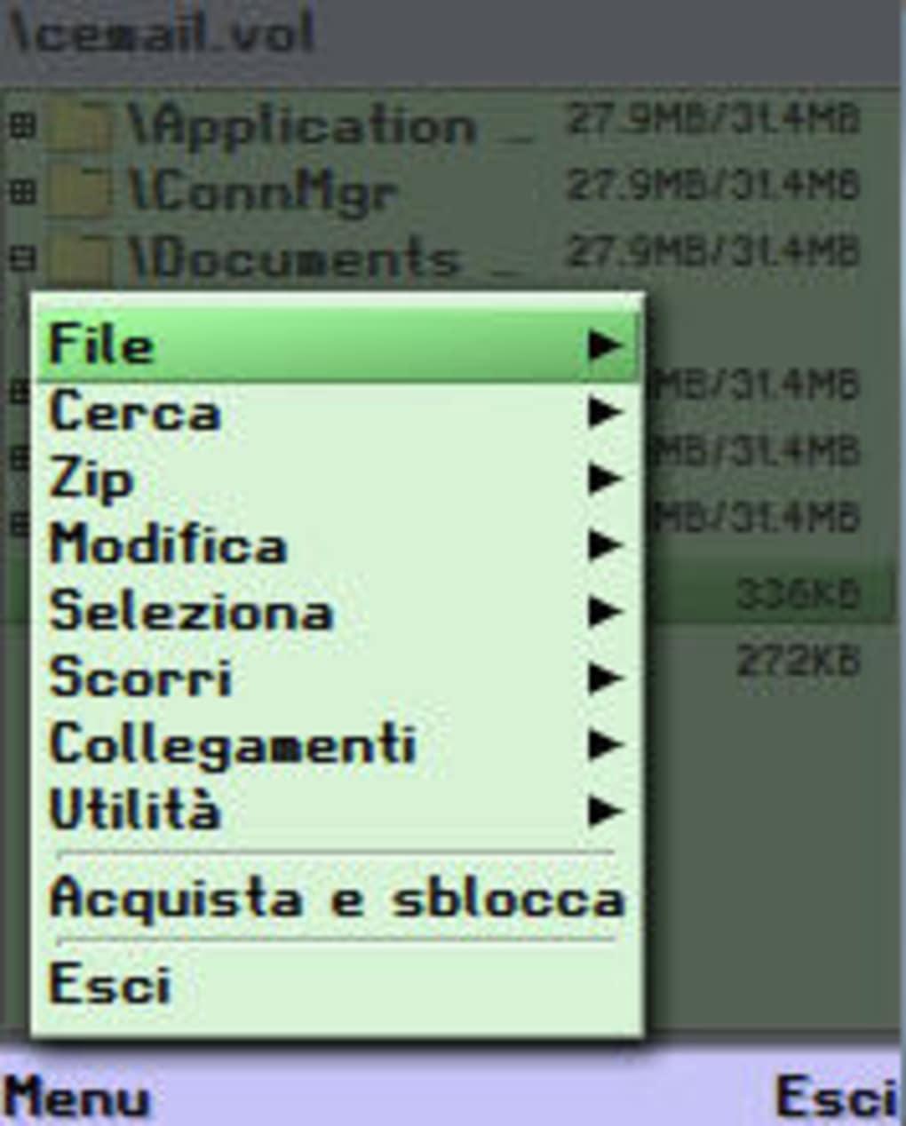 Collegamento mobile9