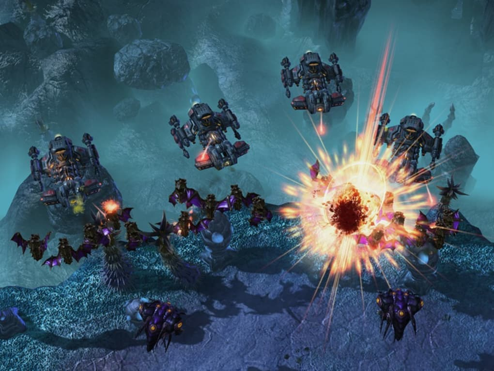 la demo jouable de starcraft 2