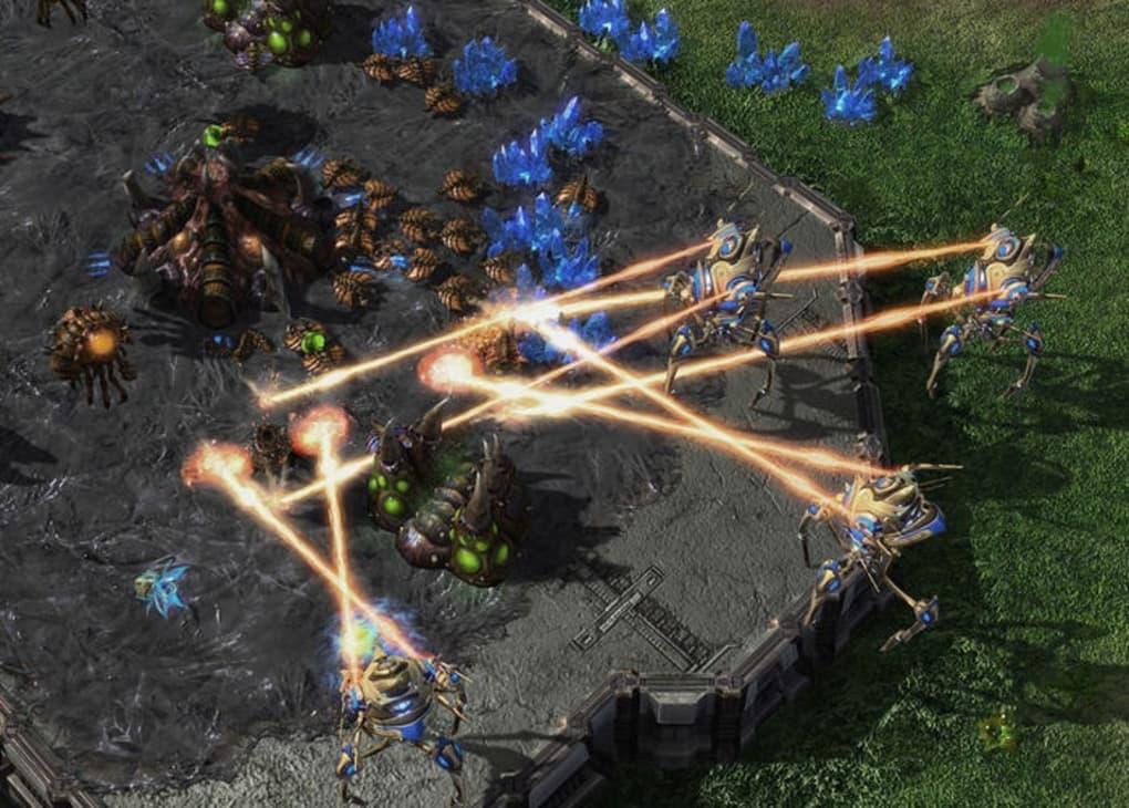 StarCraft II - Download