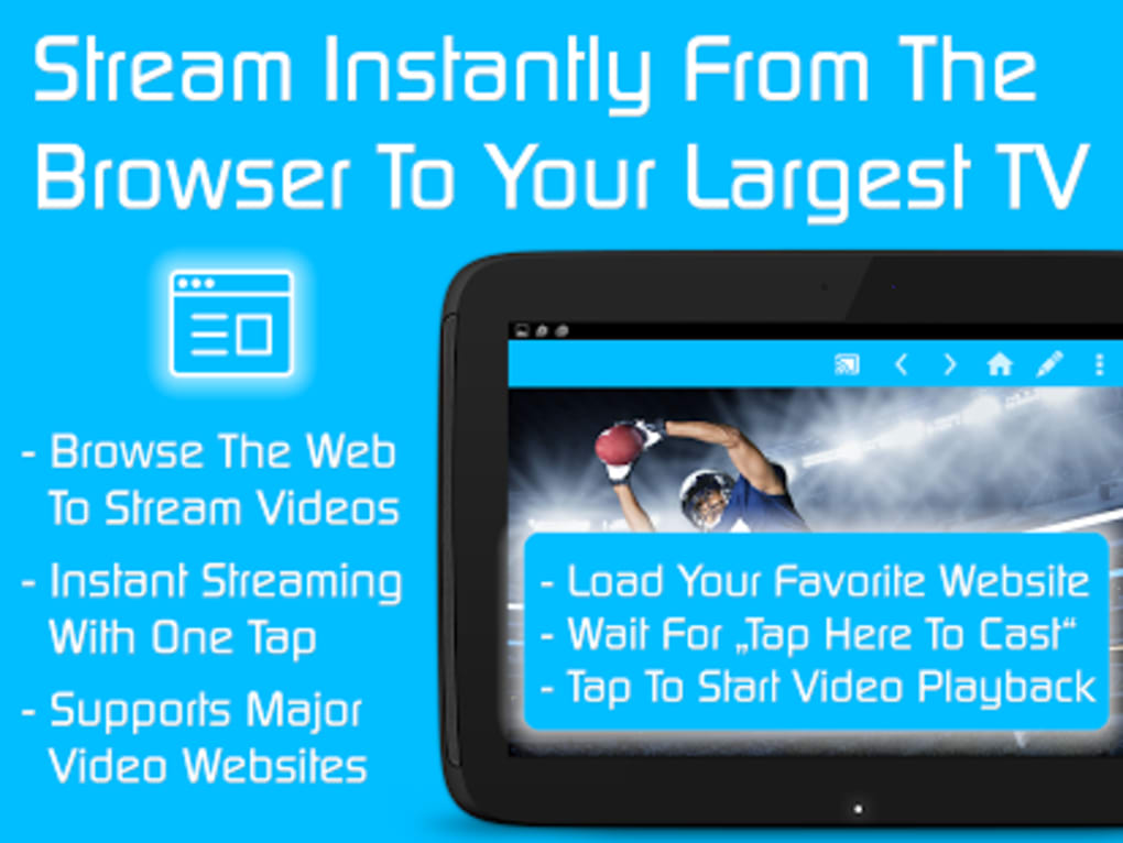 Video & TV Cast   Chromecast for Android - Download
