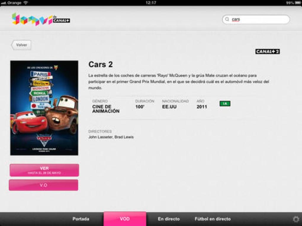 Ver Canal Plus Gratis En Iphone 4s