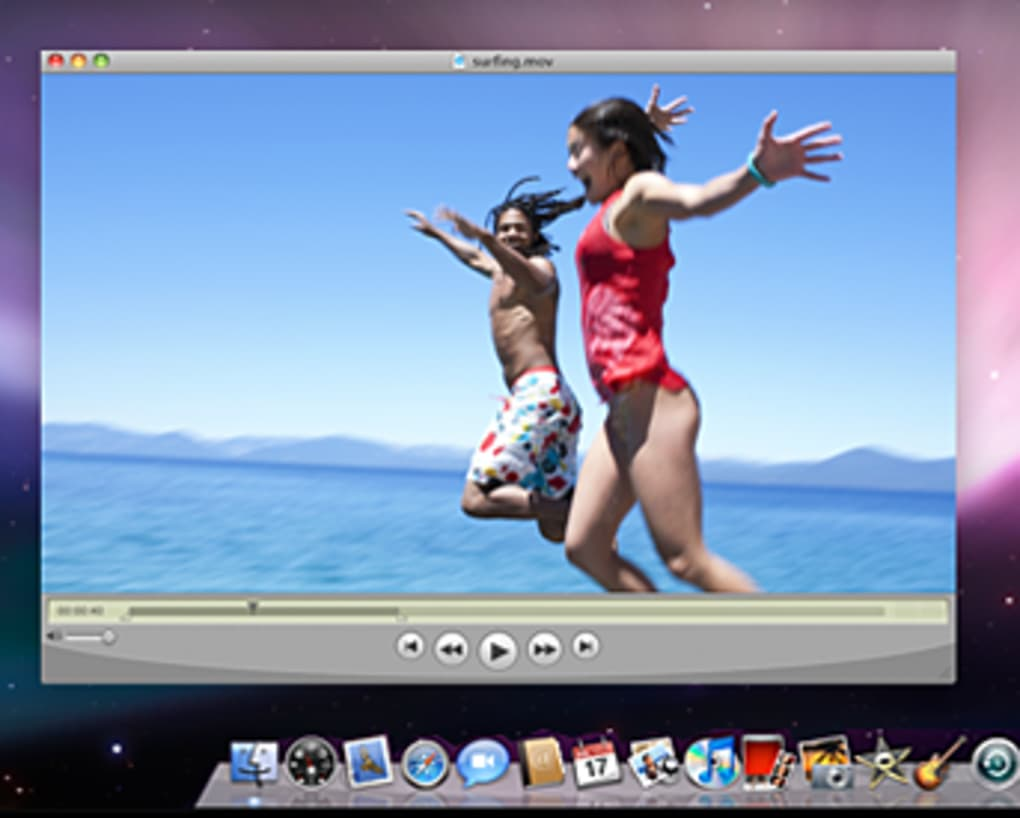 quicktime player 10.4 mac