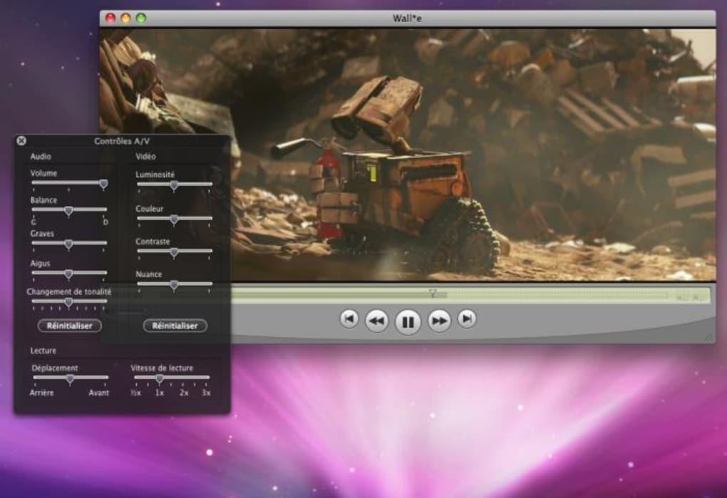 quicktime 7.5.5 gratuit pour mac