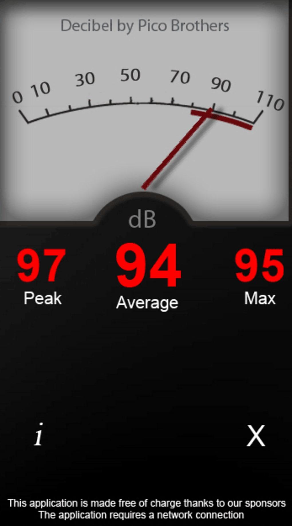 decibel meter download