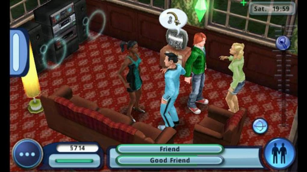 The Sims 3 for Android - Download