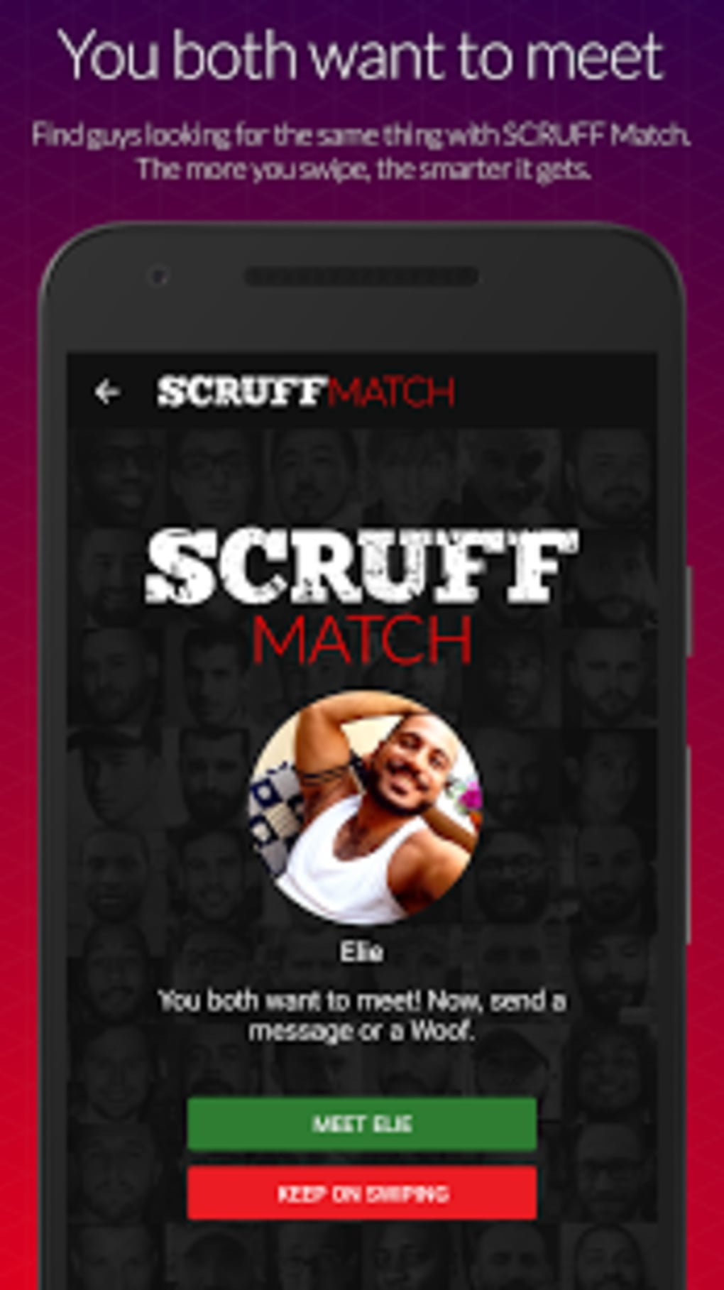 scruff app review