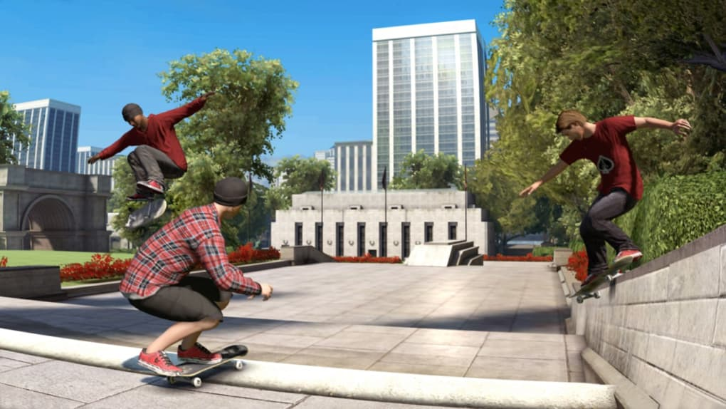 Tony hawk's pro skater 5 gameplay! (playstation 4 xbox one 60fps.