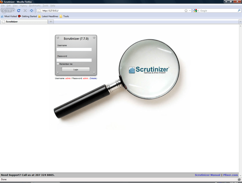 Scrutinizer NetFlow & sFlow Analyzer
