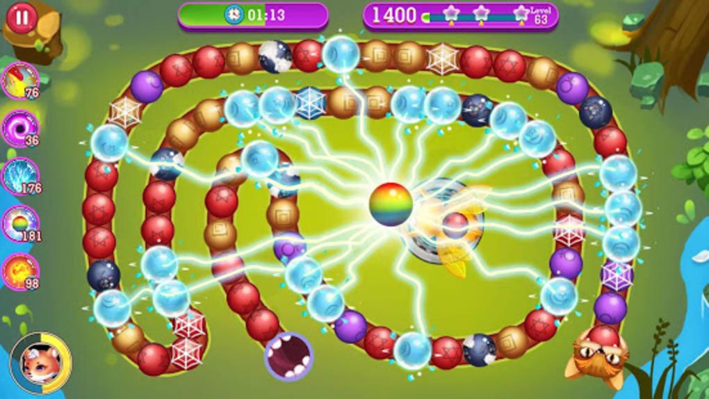 Jungle Marble Blast Friends para Android - Descargar